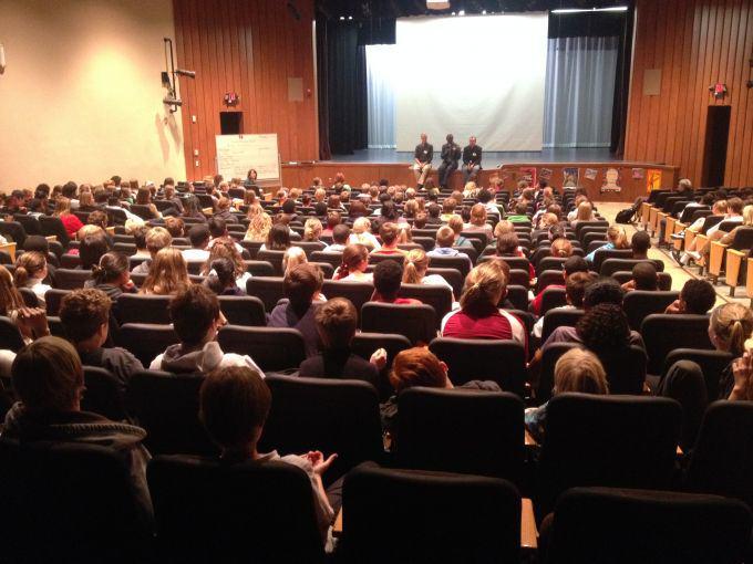 auditorium seminar